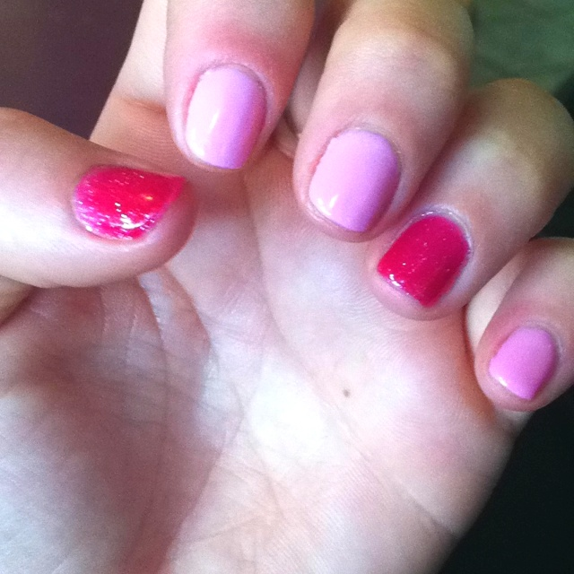 Pretty in pink <3: Lil Bit, Pretty In Pink