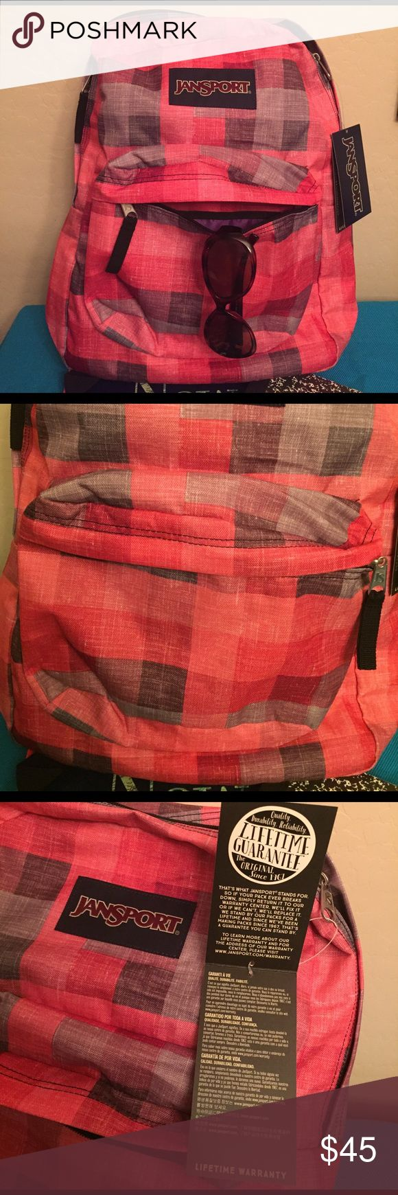 17 Best ideas about Pink Jansport Backpack on Pinterest | Monogram ...