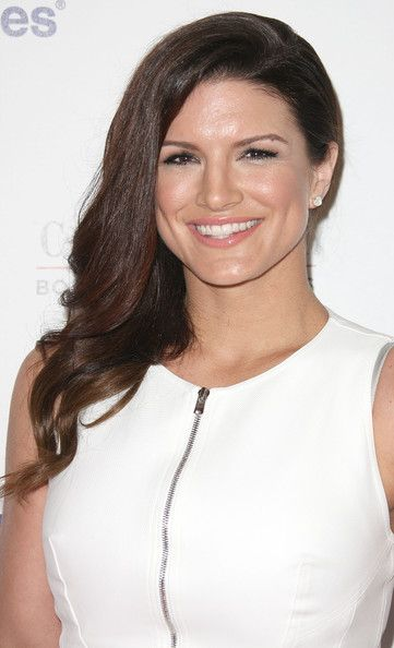 Gina Carano Photos Photos - Tom Ford Cocktails In Support Of Project Angel Food - Zimbio