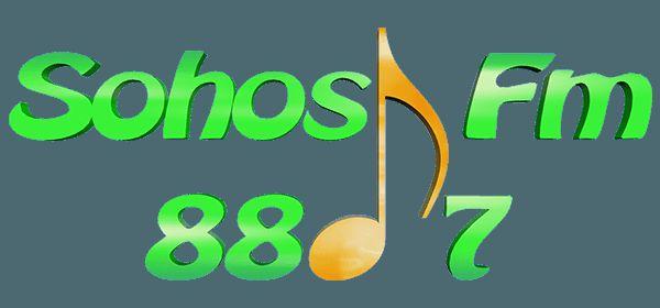 SOHOS FM 88.7 - Η Αληθινή Μουσική έχει Ραδιόφωνο!