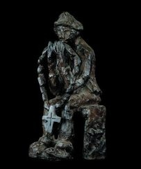 The Rosary - Bronze - Father Frans Claerhout