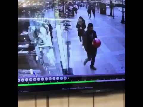 Unexpected Bicycle Kick