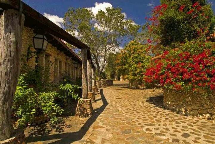 Altos de Chavon La Romana, Dominican Republic.