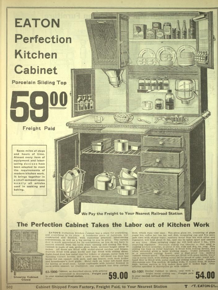 Eaton Catalogue Dining Room Furniture