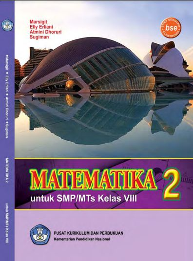 Download Buku Siswa KTSP SMP dan MTs Kelas 8 Matematika 2