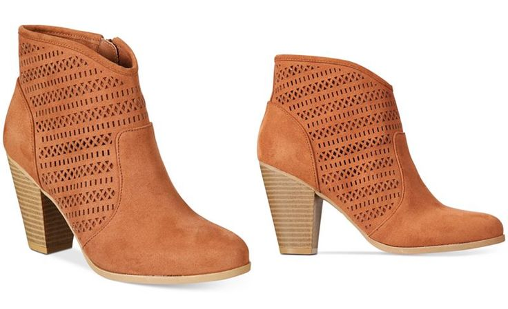 American Rag Ariane Ankle Booties, Only at Macy's - Boots - Shoes - Macy's