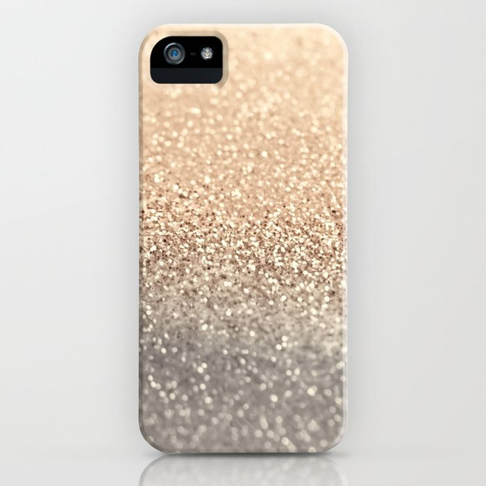 GOLD iPhone & iPod Case by Monika Strigel $35