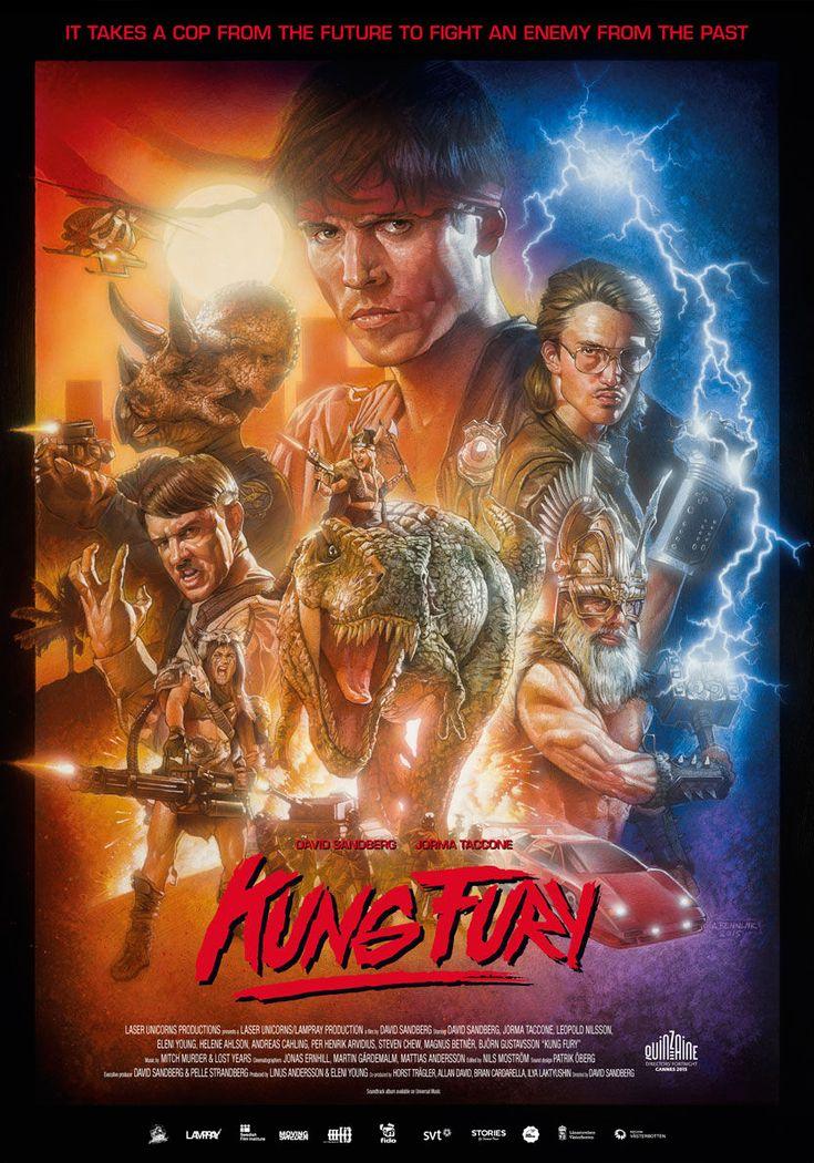 """""""Kung Fury"""" (2015)"""