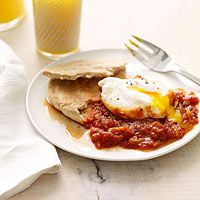 6 easy healthy egg recipes for the most important meal of the day, breakfast.