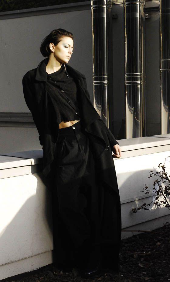 Photography: Paulina Makowska Model: Katarzyna Zalewska Make up: Paulina Makowska Jewelry: SZMER-craft Fashion designer: W.I.L.K.