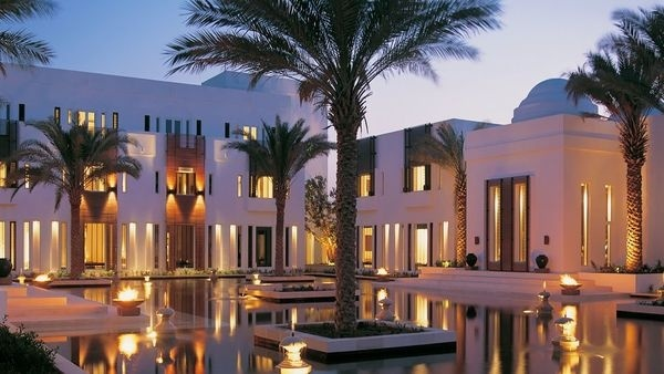 Oman, The Chedi