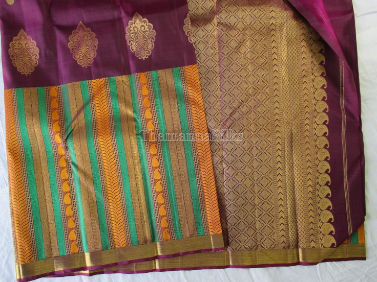 Traditional silk saree meets trendy looks