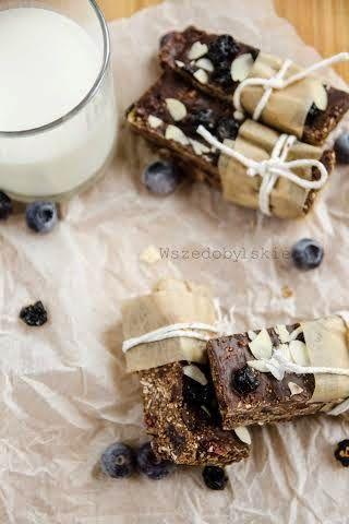 Wszędobylskie: Czy słodycze mogą być zdrowe ? Super batoniki.