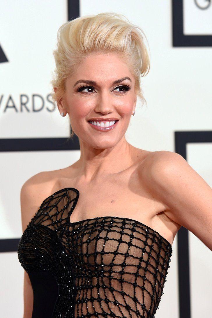 Straight hair perm guys - Why Gwen Stefani Doesn T Regret Getting A Perm