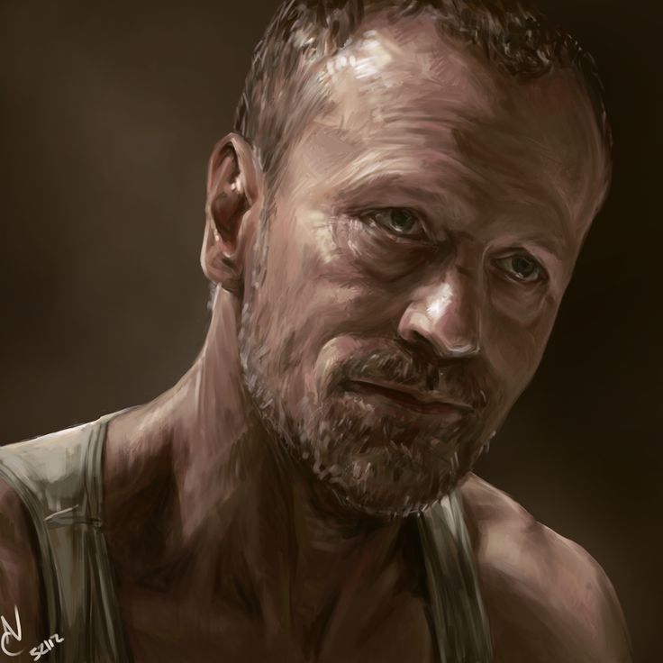"Merle Dixon, ""King of the Monsters"" By Ashlee Casey (Czaritsa)"