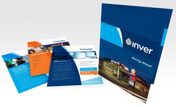 56 best images about big folders design on pinterest for Brochure insert template