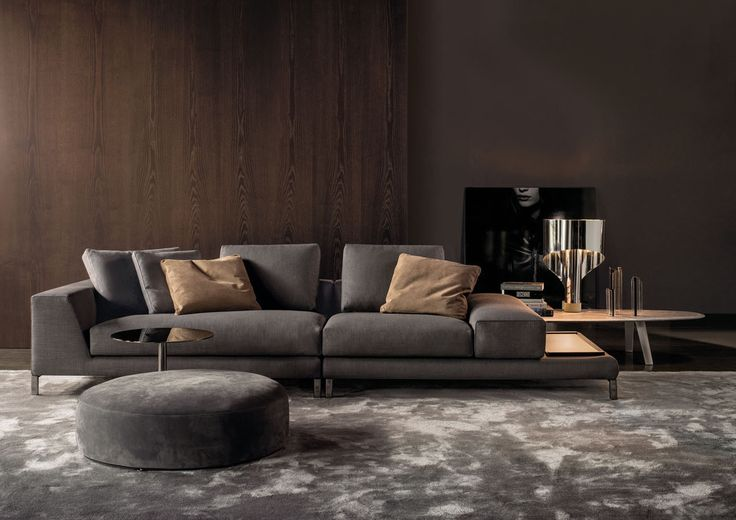 Minotti HAMILTON ISLANDS SOFA Designed By Rodolfo Dordoni