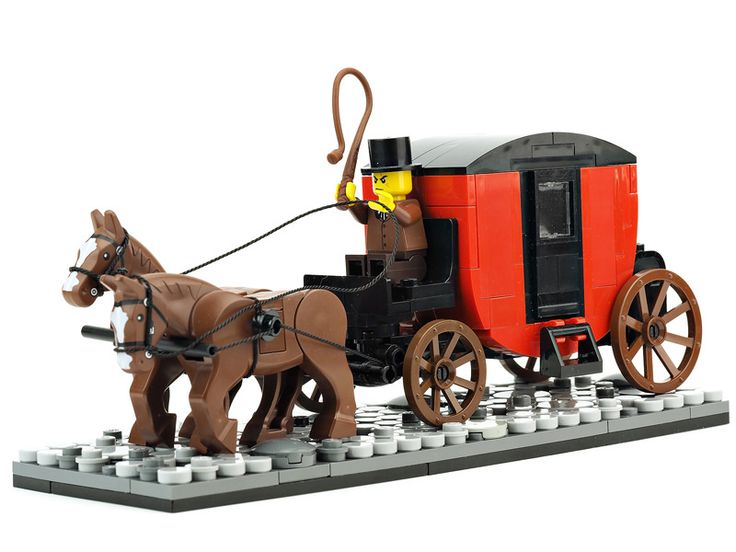 Horse Coach (Carriage) | by de-marco