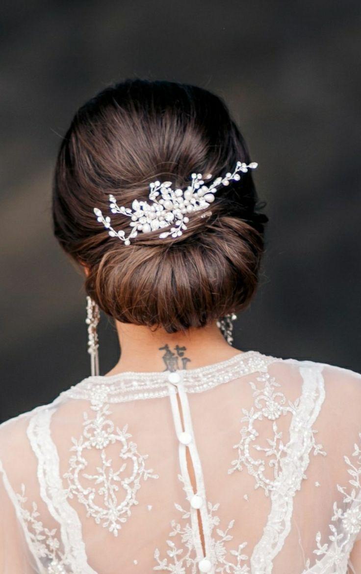 Hochsteckfrisuren Zur Hochzeit: 25 Bezaubernde Haarstyling Ideen
