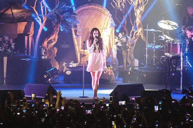 You have a religious experience.   15 Things That Happen When You Go To A Lana Del Rey Concert