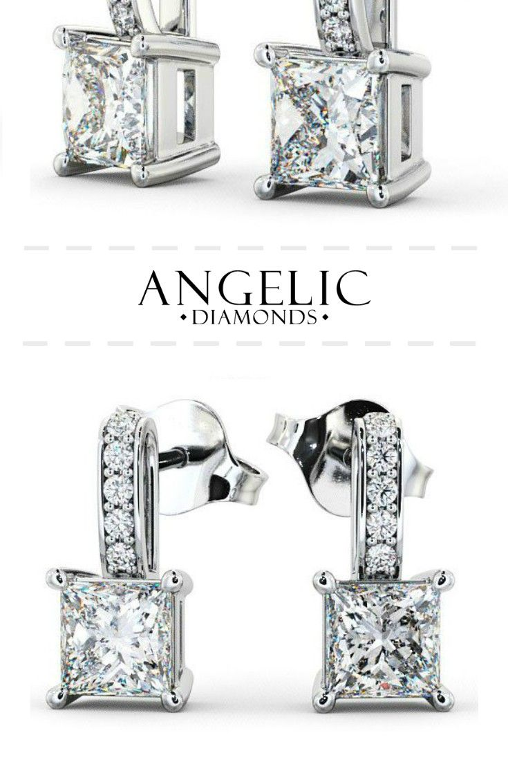 heart responsive a platinum stud e shaped earrings in diamond drop detachable adc
