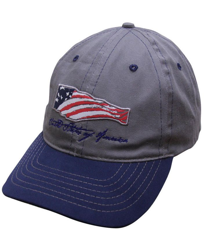 Winds of Freedom - Navy Twill Hat