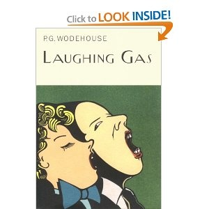 "Laughing Gas by P.G. Wodehouse: ""My mother would read to my grandfather all the P.G. Wodehouse books. They're really English, and it's a very English humor that's quite old and I really love it. There's one in particular, Laughing Gas. They make me laugh, but at the same time, it reminds me of the way my mother would laugh aloud with her father. He was always sick, so he was always lying down or resting. This was in the '80s. He died in '91, so up until then, I could hear her read those.""…"