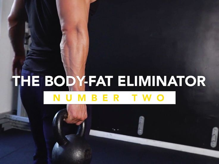 The Body-Fat Eliminator Workout #2: The 4-move circuit to lean out | Men's Fitness