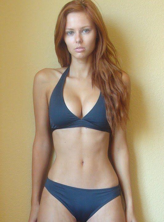 Hot bikini beach girls