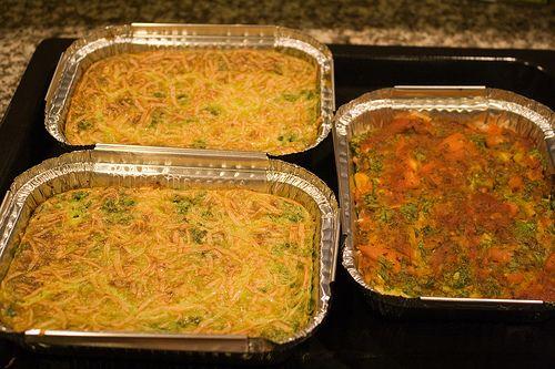 Bayam Keju Panggang dan Nasi Bayam Panggang.