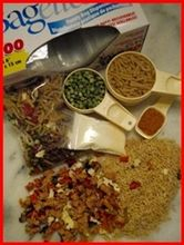 Tasty Backpacking Recipes - dehydrated meals - great for camping, emergencies, etc.