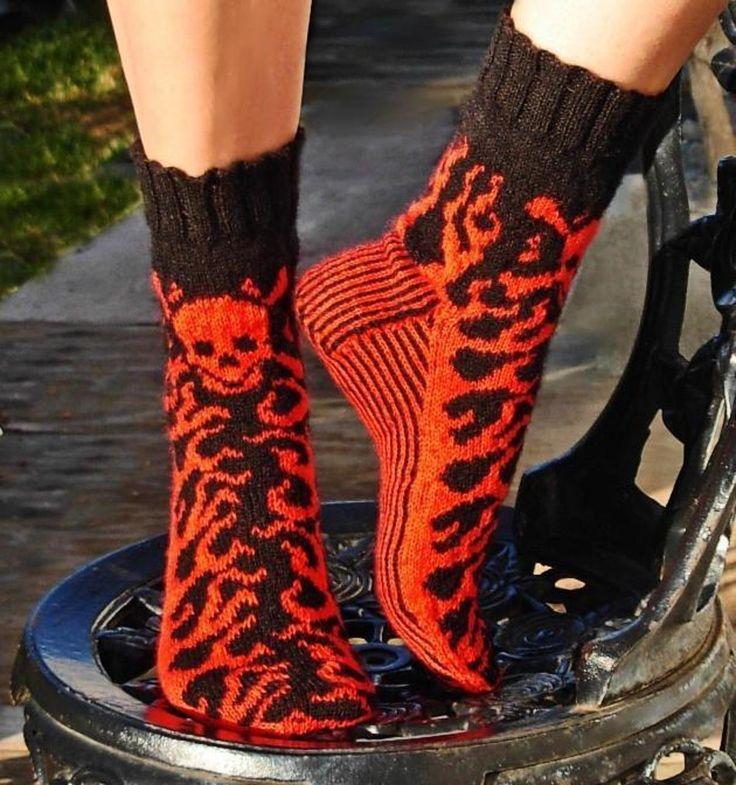 Toxic Socks