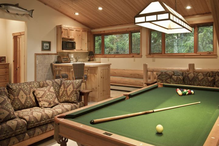 Dream home game room above the garage garage conversion for Garage game room