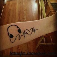 Diseños y Plantillas de Tatuajes para amantes de la Música | Entretenimiento