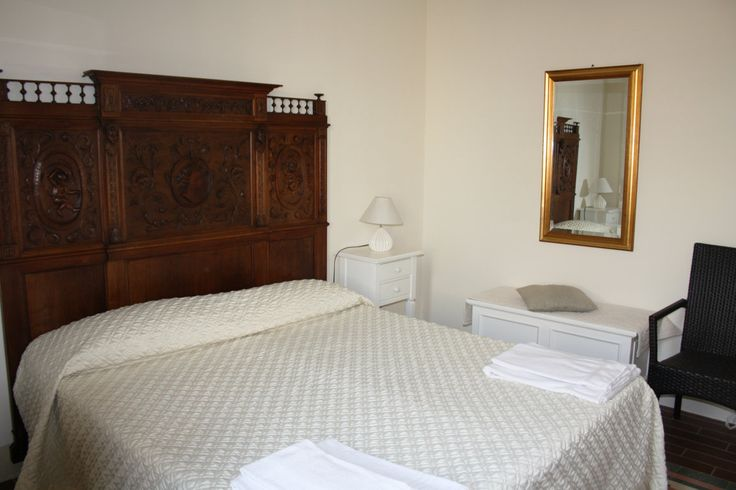 Maestrale #Room can host only two people, who will be able admire the exquisite workmanship of the #sicilian extremity of 19th century or enjoy the view of #Trapani port from the balcony. www.bebtrapanilveliero.it