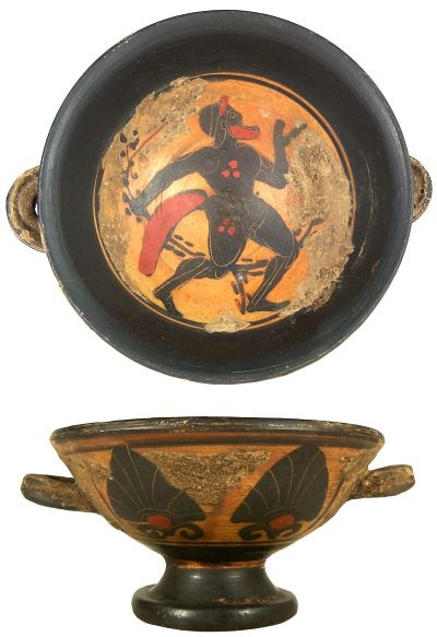 Ancient Greece Pottery 400 BC