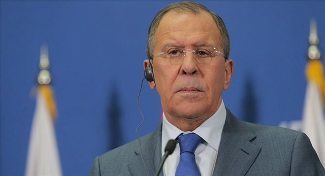 YENİ DÜNYA GÜNDEMİ ///  Lavrov: Suriye´de çözüme doğru olumlu işaretler görüyoruz