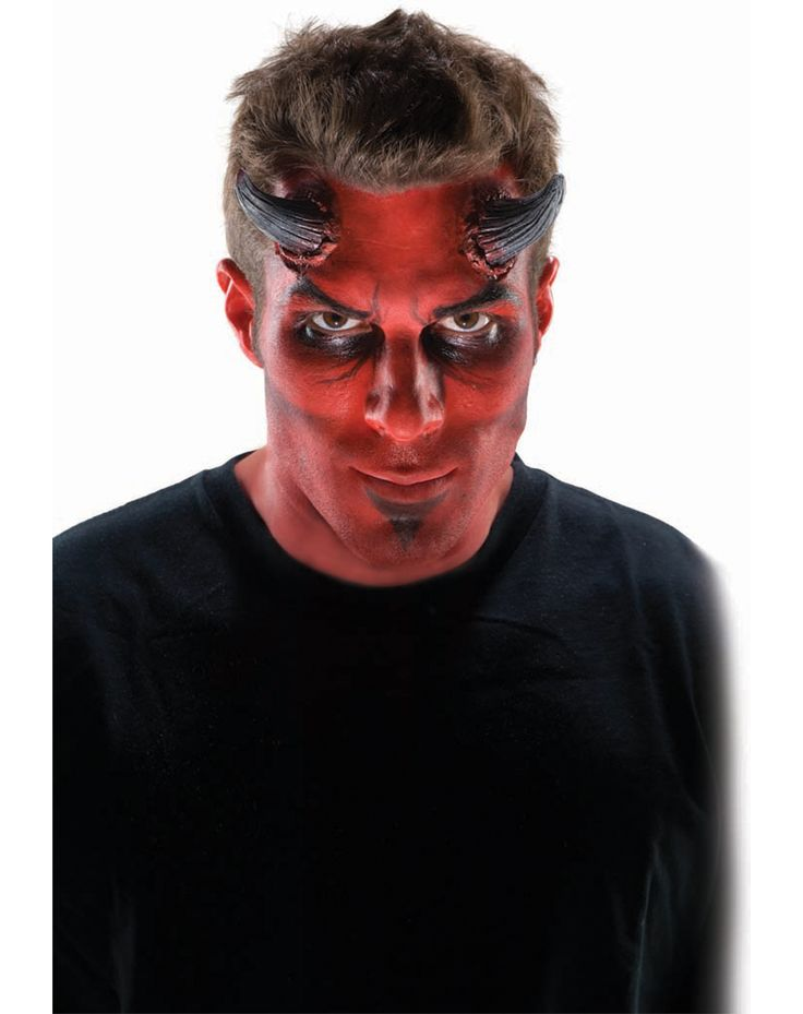 Theatrical Effect Devil Stack Makeup