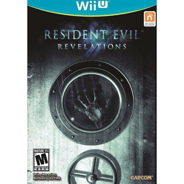 Resident Evil: Revelations [Nintendo Wii U]