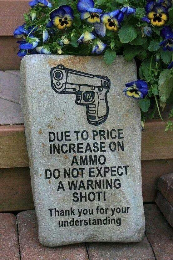 Just warning barks.