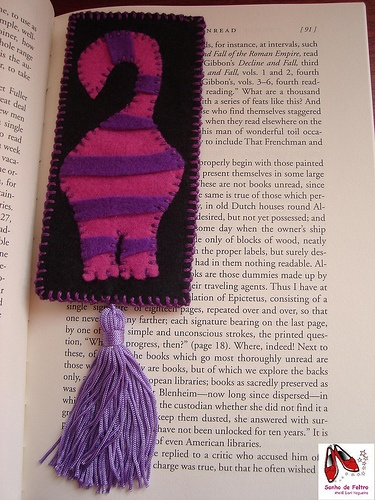 larger bookmark, manageable for smaller hands