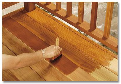 There are two ways to add color to a wooden surface. You can paint, and you can stain. You can even paint over stain or stain over paint if you like,…