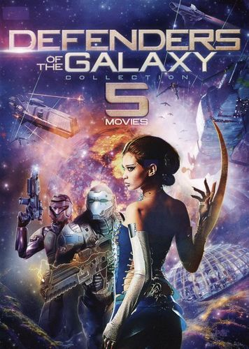 5 Movie Defenders of the Galaxy Collection [DVD]