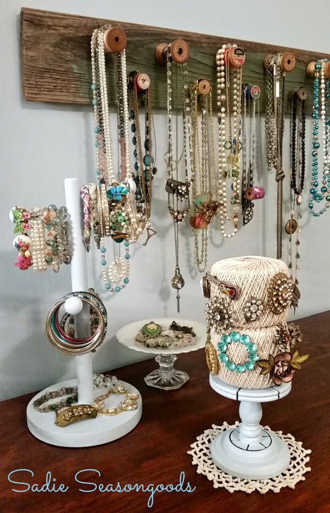 Vintage Inspiration Party #171 - Upcycled, Vintage and Repurposed Decor - Knick of Time