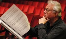 AN EVENING WITH WILLIAM BOLCOM 3/25 - A free public event with free parking. Doors open at 6:00PM.    Be our guest for an evening with the composer of MOT's spring opera, A View from the Bridge. Mr. Bolcom will discuss his collaboration with Arnold Weinstein and Arthur Miller, and perform cabaret songs with Joan Morris. The evening will also feature songs from the opera, sung by a cast member.