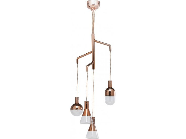 Lampa Wisząca Mezzo — Lampy wiszące Kare Design — sfmeble.pl