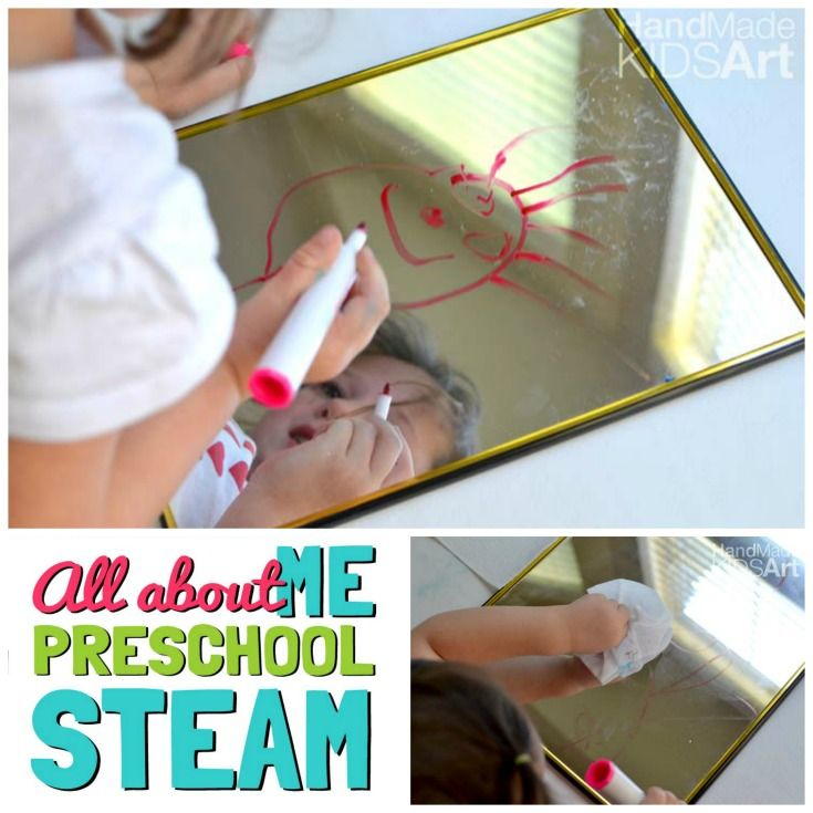 What better way to explore yourself than through art? Open-ended process art activities for preschoolers allow them the chance to communicate and express their own ideas and thoughts. This easy to set up and low prep art activity encourages the exploration of our facial features making it a complimentary activity to an All About Me …