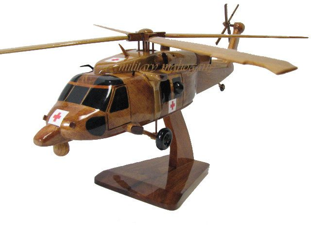Toys For Retirees : Best military helicopters wood models by
