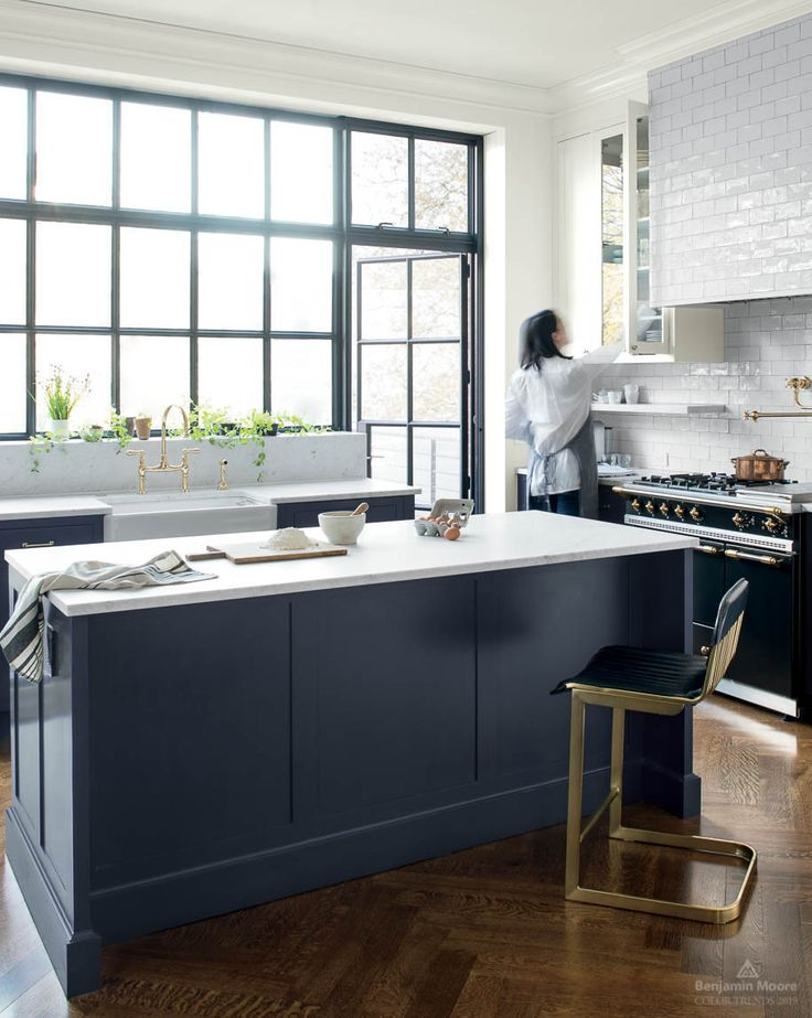 benjamin moore paint color trends 2019 interior design kitchen trending paint colors kitchen on kitchen paint colors id=64895