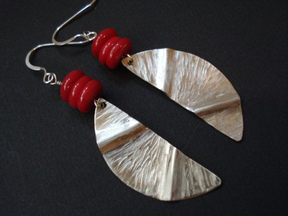 Red Red Red by Lucy Davies on Etsy